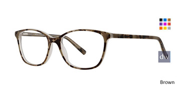 Brown Xoxo Aspen Eyeglasses