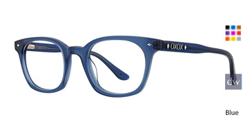 Blue Xoxo Auburn Eyeglasses Teenager.