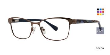 Cocoa Xoxo Marbella Eyeglasses.