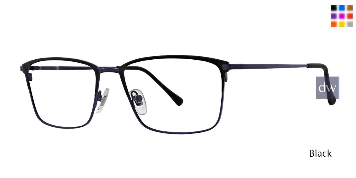Black Argyleculture Adderley Eyeglasses.