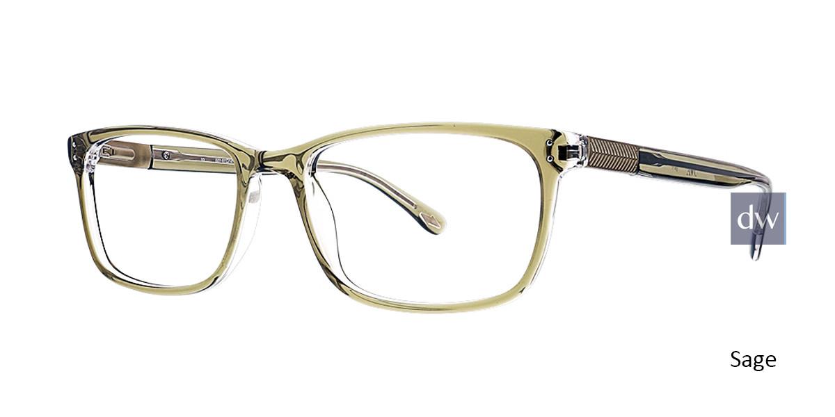 Sage Argyleculture Frey Eyeglasses.