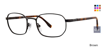 Brown Ducks Unlimited Brunswick Eyeglasses.