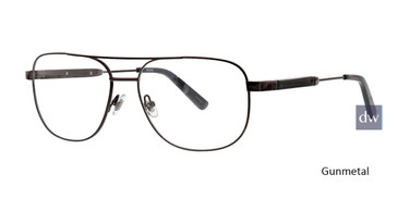 Gunmetal Ducks Unlimited Commander Eyeglasses.