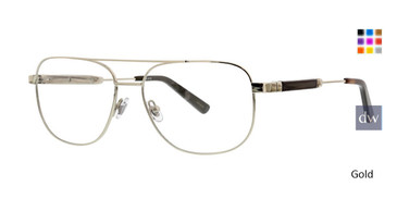 Gold Ducks Unlimited Commander Eyeglasses.
