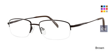 Brown Ducks Unlimited Deke Eyeglasses.
