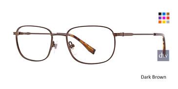 Dark Brown Ducks Unlimited Dickinson Eyeglasses.