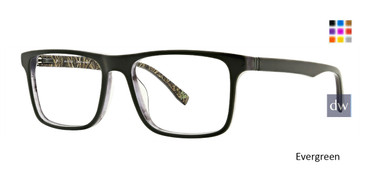Evergreen Ducks Unlimited Eldredge Eyeglasses.