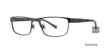 Gunmetal Ducks Unlimited Falcon Eyeglasses.