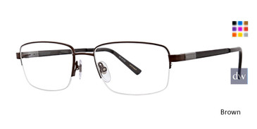 Brown Ducks Unlimited Fusion Eyeglasses.
