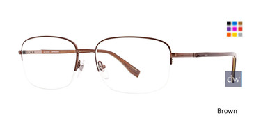 Brown Ducks Unlimited Magnolia Eyeglasses.