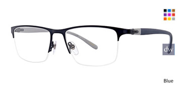 Blue Ducks Unlimited Quasar Eyeglasses.