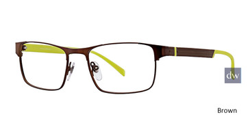 Brown Ducks Unlimited Ranger Eyeglasses.