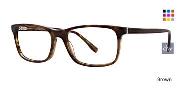 Brown Ducks Unlimited Richmond Eyeglasses.