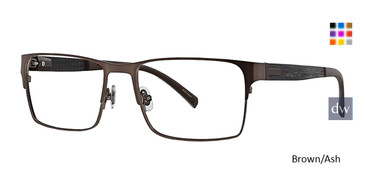 Brown/Ash Ducks Unlimited Station Eyeglasses.