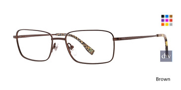 Brown Ducks Unlimited Burke Eyeglasses.