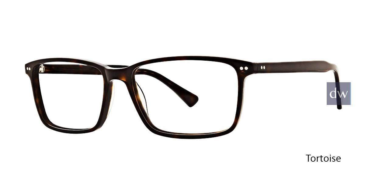 Tortoise Argyleculture Kessel Eyeglasses.