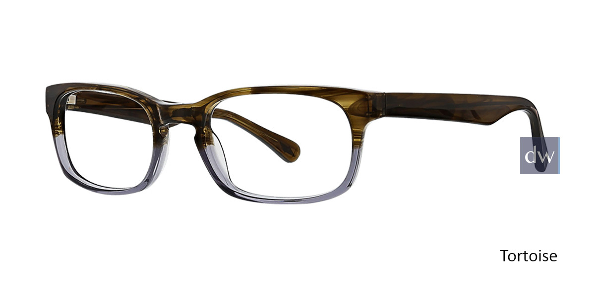 Brown Argyleculture Wilde Eyeglasses.