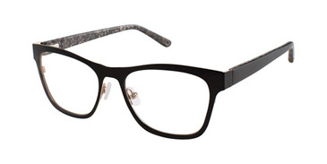 Black Rose Gold L.A.M.B. ASTA - LA036 Eyeglasses.