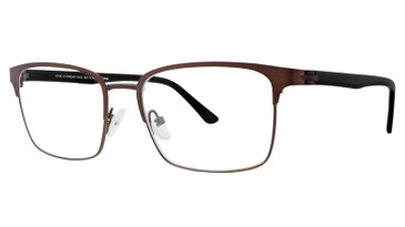 Matt Dark Gunmetal/Sh Black Vivid 398 Eyeglasses.