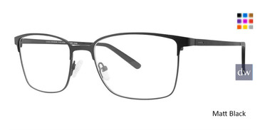 Matt Black Vivid 2026 Eyeglasses.