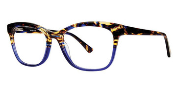 Blue Vivid Splash 69 Eyeglasses.