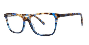 Blue Vivid Splash 70 Eyeglasses.
