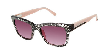 Black Blush L.A.M.B. MAEL - LA544 Sunglasses.