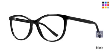 Black Affordable Designs Miranda Eyeglasses.