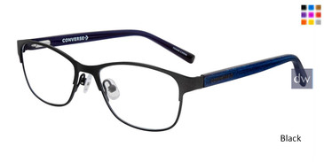 Black Converse K202 Eyeglasses.