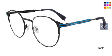 Black Converse Q117 Eyeglasses - Teenager.