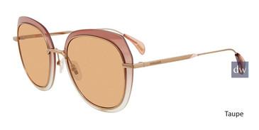 Taupe Police SPL 831 Sunglasses