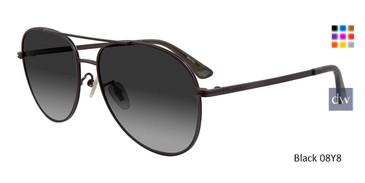 Black 08Y8 Police SPL 777N Sunglasses.