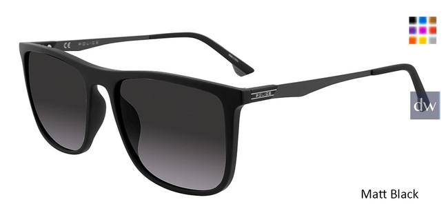 Matt Black Police SPL770 Sunglasses,