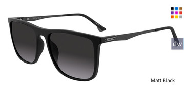 Matt Black Police SPL 770 Sunglasses,