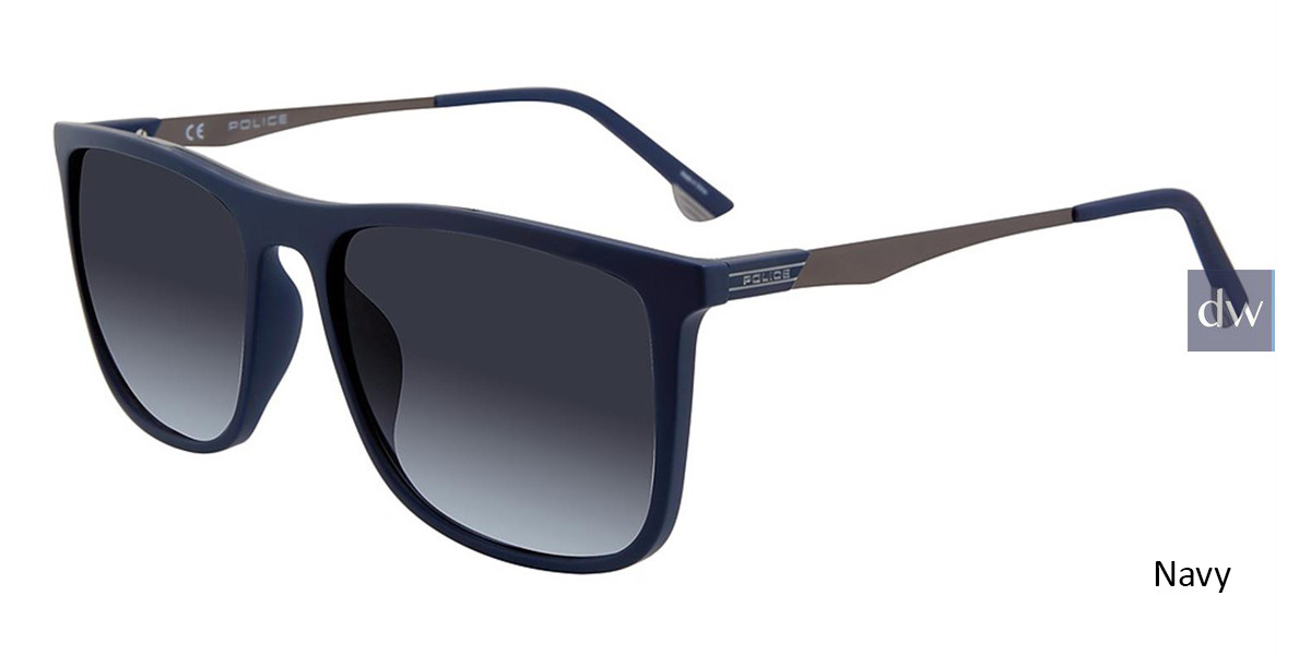 Navy Police SPL770 Sunglasses,