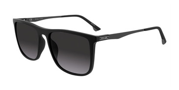 Matt Black Police SPL770 Sunglasses.