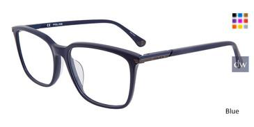 Blue Police VPL 792 Eyeglasses.