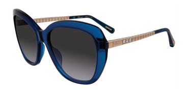 Blue (06TJ) Chopard SCH259S Sunglasses.