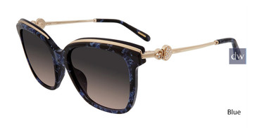 Blue Chopard SCH262S Sunglasses.