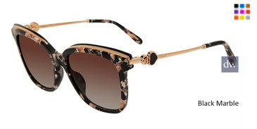Black Marble Chopard SCH262S Sunglasses