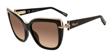 Black (0700) Chopard SCHC80S Sunglasses
