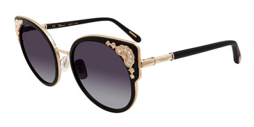 Black (300F) Chopard SCHC82S Sunglasses.