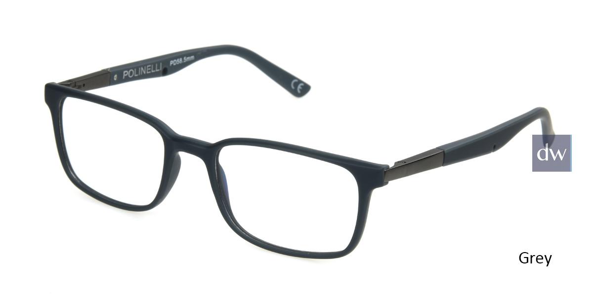 Grey Polinelli P101 Eyeglasses