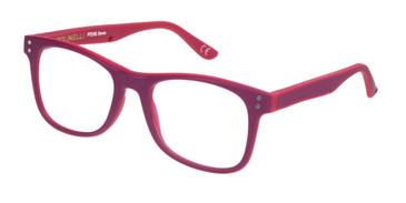 Wine/Magenta Polinelli P303 Eyeglasses