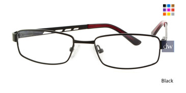 Black Body Glove BB137 Eyeglasses - Teenager.