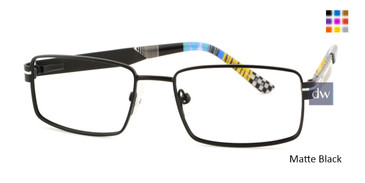 Matte Black Body Glove BB141 Eyeglasses