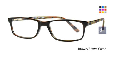 Brown/Brown Camo  Body Glove BB143 Eyeglasses.