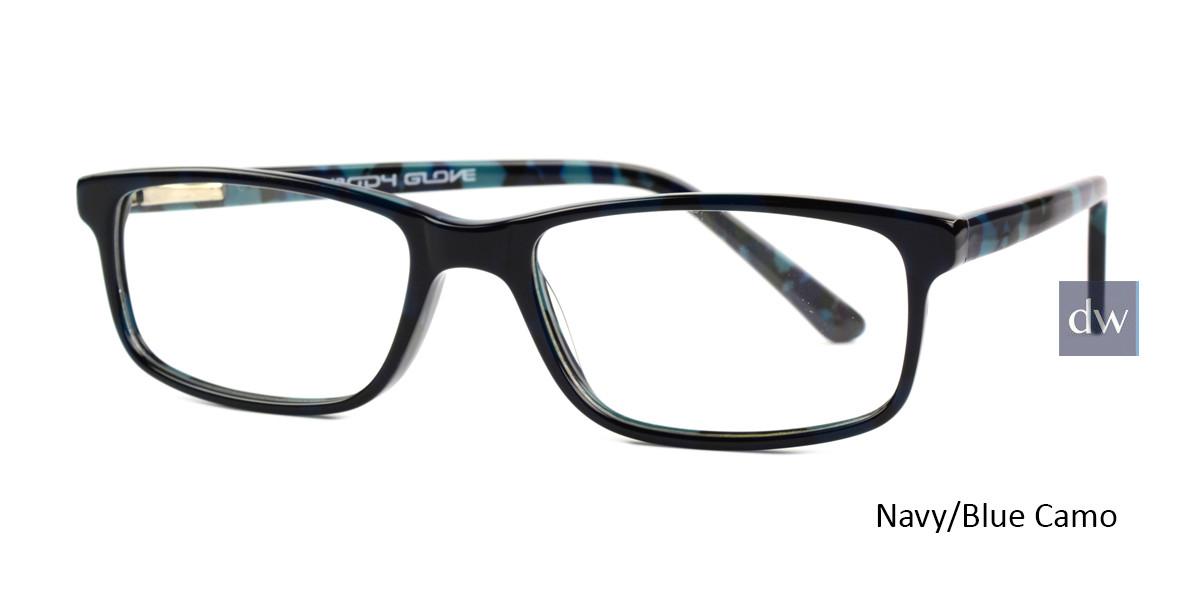 Navy/Blue Camo Body Glove BB143 Eyeglasses.