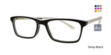 Shiny Black Body Glove BB148 Eyeglasses