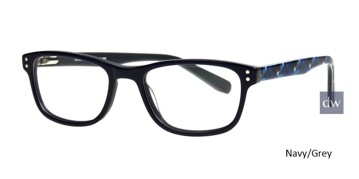 Navy/Grey Body Glove BB149 Eyeglasses - Teenager